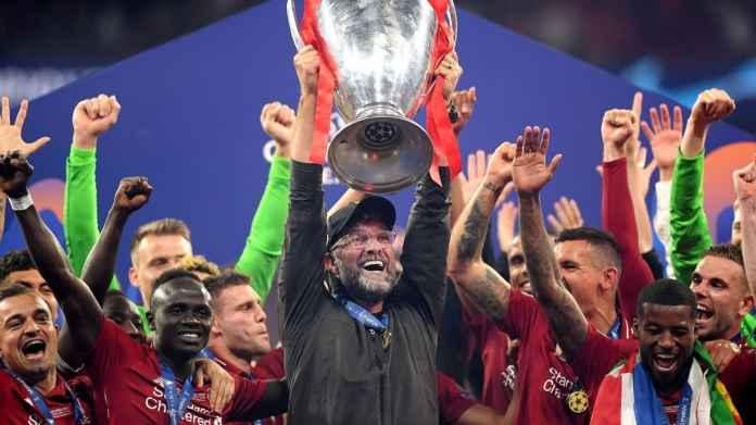 Liverpool Melejit di Atas Juventus dan Barcelona, Layak Dikukuhkan Juara