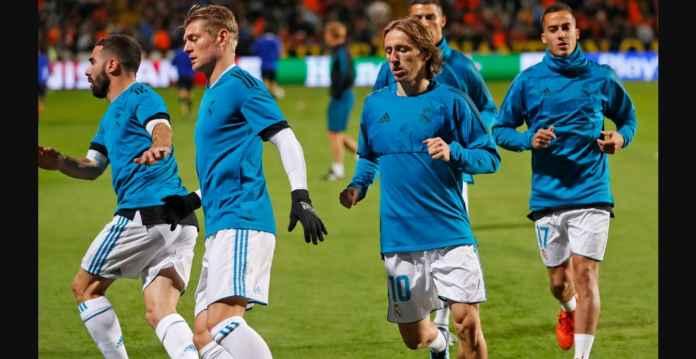 Pemenang Ballon d'Or dan Pemain Terbaik FIFA Ini Dilepas Real Madrid