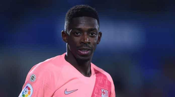 Ousmane Dembele Tetap di Barcelona Musim Depan