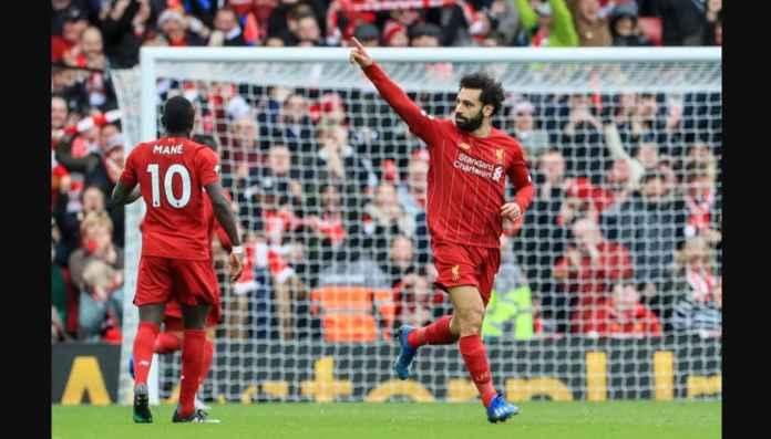 Dua Gol Liverpool Berawal Dari Kegigihan Mencegat Passing Lawan
