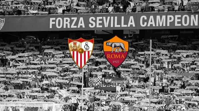 Sevilla vs Roma di Liga Europa yang Tanpa Penonton Diprediksi Imbang