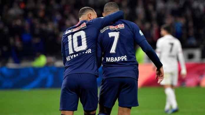 Thomas Tuchel: Kylian Mbappe dan Neymar Sangat Kuat!