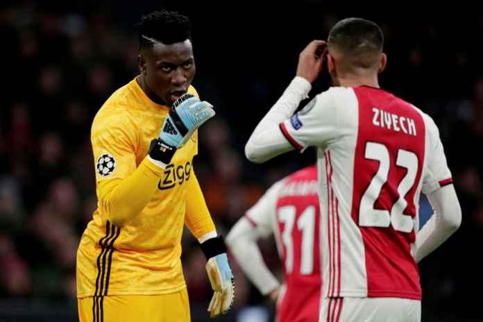Andre Onana Diharapkan Ziyech Gabung Chelsea, Tapi....