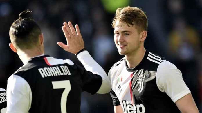 De Ligt Akui Juventus Klub Tepat Untuk Kembangkan Karirnya