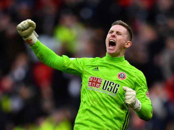 Dean Henderson Diharapkan Tetap Berada di Sheffield United