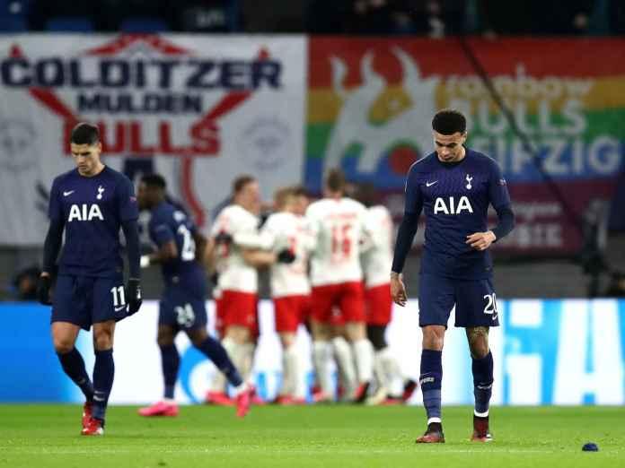 Dele Alli: Rasa Percaya Diri Pemain Spurs Telah Hilang Dan Fans Maaf