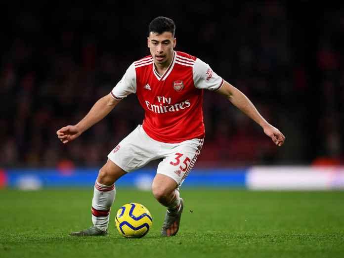 Gabriel Martinelli Tampil Apik, Legenda Arsenal Ini Terkesan