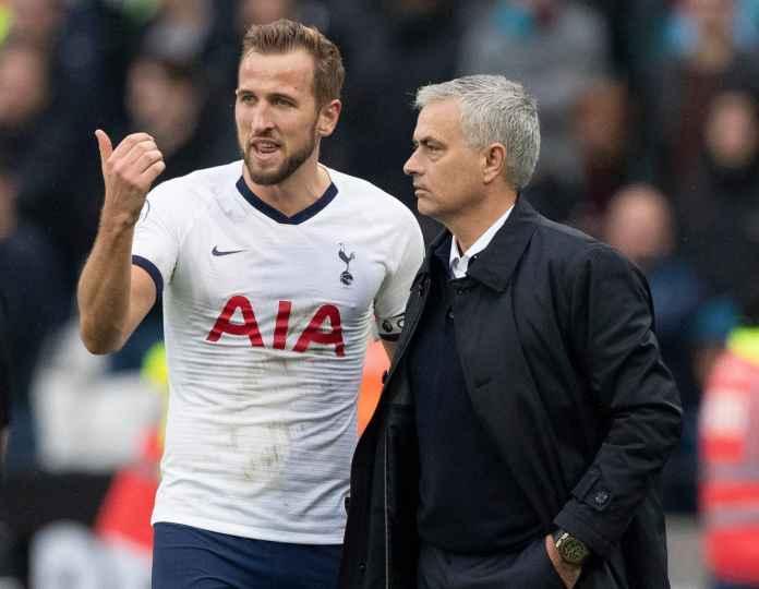 Mourinho Akan Gagalkan Kepindahan Harry Kane ke MU