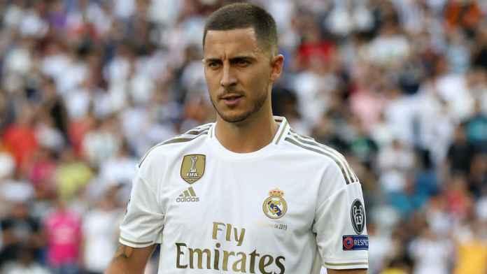 Eden Hazard Akui Musim Pertama Buruk di Real Madrid, Tapi...