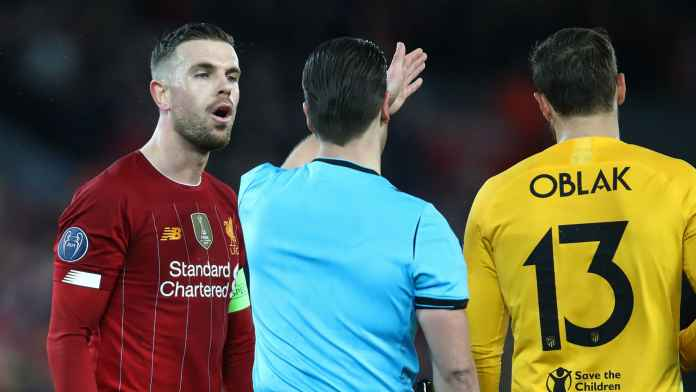 Henderson Kecewa Berat Liverpool Tersingkir di Liga Champions, Tapi...