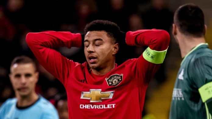 Jesse Lingard Bakal Dilepas Manchester United