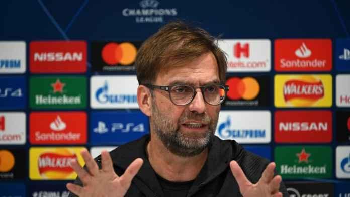 Jurgen Klopp: Liverpool Harus Tampil Menggila Hadapi Atletico