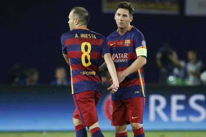 Arda Turan: Lionel Messi Itu Pemain Terbaik, Tapi Iniesta Segalanya!