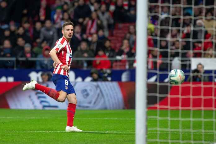 Saul Niguez Berpotensi Gabung Manchester United