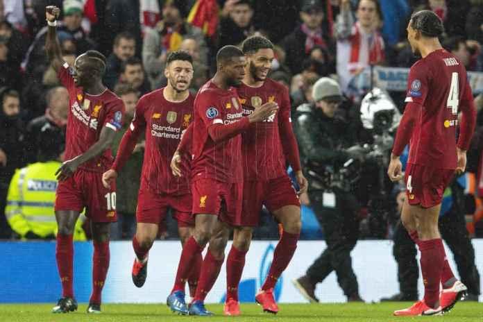 Liverpool Keok di Liga Champions, Begini Komentar Michael Owen