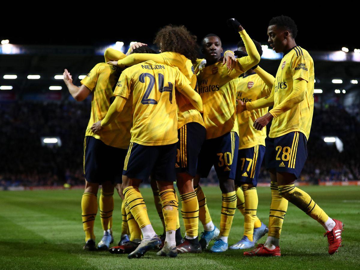 Mikel Arteta Puji Skuad Muda Arsenal di Laga Portsmouth ...