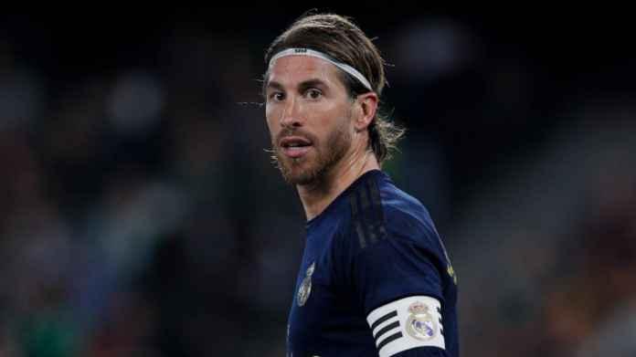Sergio Ramos Berpeluang Tinggalkan Real Madrid