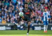 Thomas Partey Berpeluang Besar Bertahan di Atletico