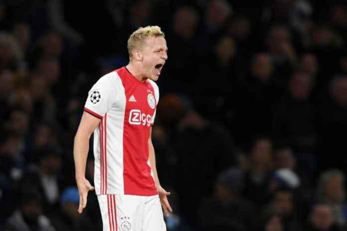 Juventus Pertimbangkan Rekrut Donny van de Beek