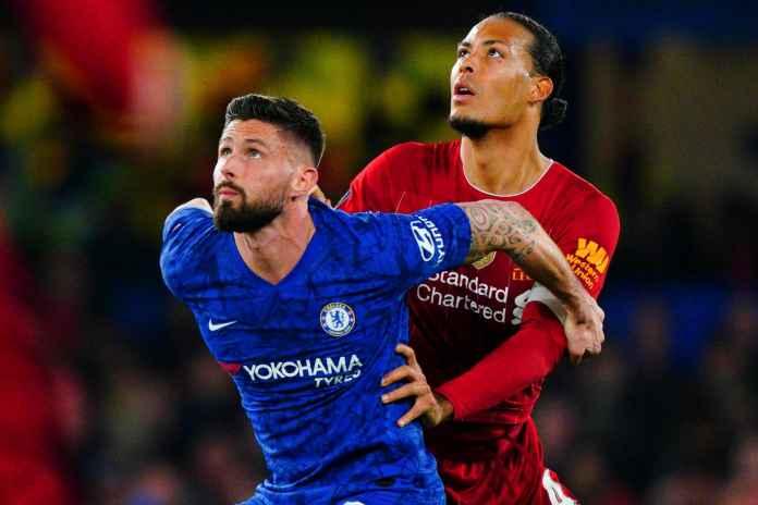 Virgil van Dijk Angkat Bicara Usai Liverpool Kalah Dari Chelsea