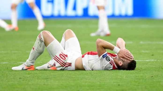 Ajax Tetap ke Liga Champions Musim Depan Meski Tak Diberi Gelar Juara