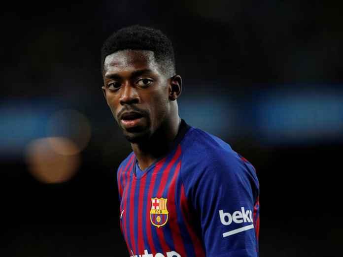 Barcelona Gagal Menjual Ousmane Dembele