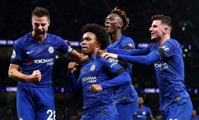 Barcelona Ingin Transfer Pemain Chelsea Willian Borges
