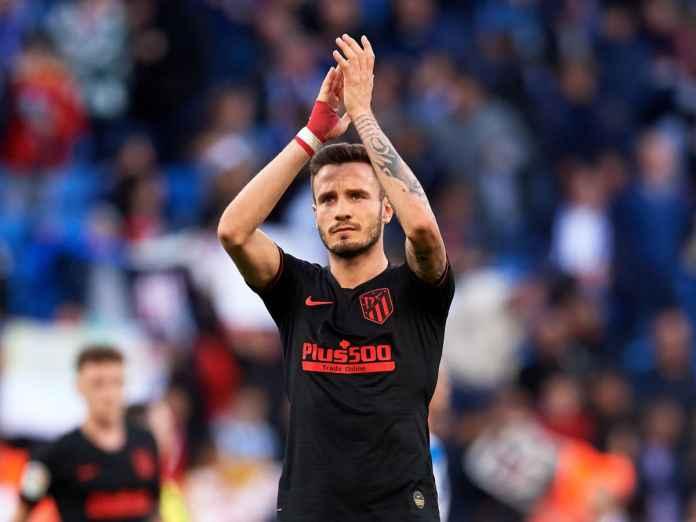 Barcelona Mundur, Saul Niguez Kini Jadi Incaran Duo Manchester