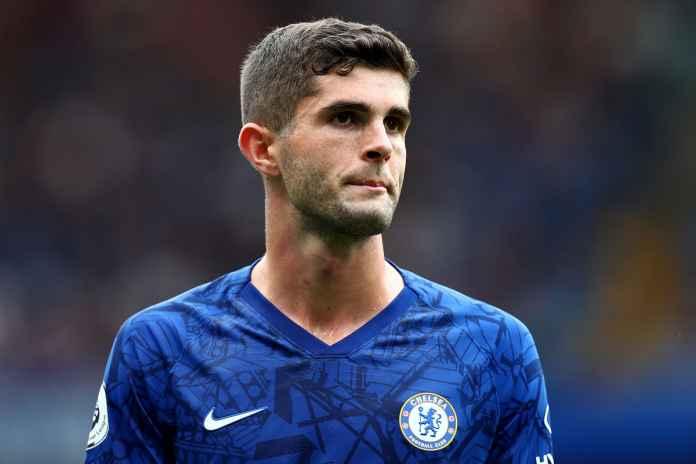 Christian Pulisic Menikmati Karier Sepak Bola di Chelsea