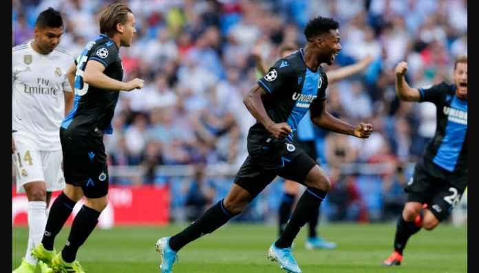 Club Brugge Jadi Tim Pertama Juara Liga di Eropa
