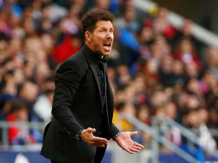 Diego Simeone Punya Impian Latih Inter Milan