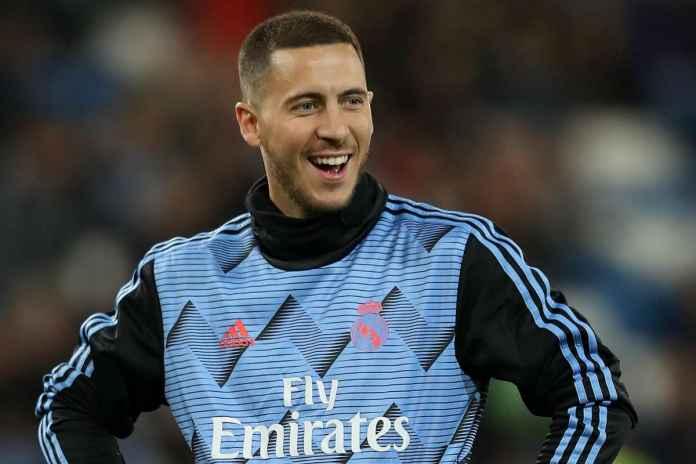 Eden Hazard Pemain Terbaik di Liga Inggris