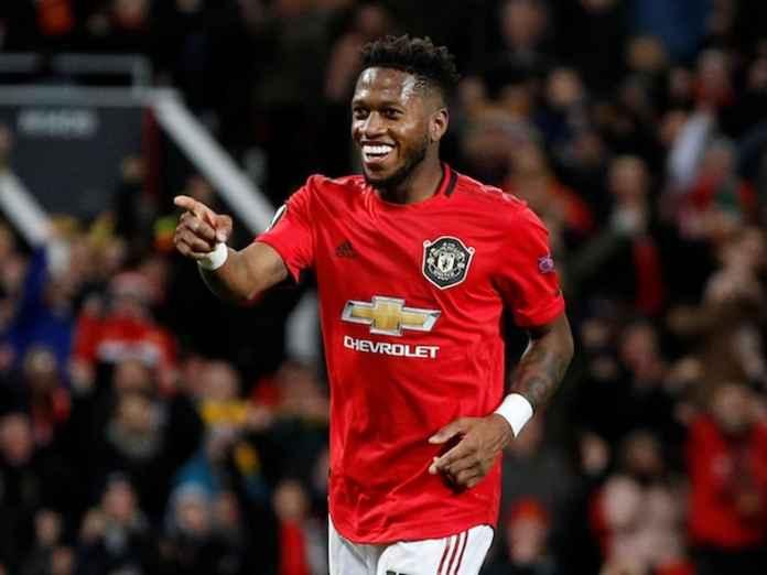 Fred Pantas Jadi Pemain Terbaik Manchester United