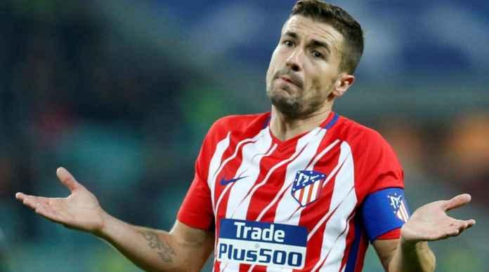 Gabi Pulang Dari Arab Untuk Bantu Diego Simeone di Atletico Madrid