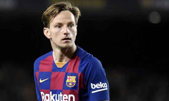 Ivan Rakitic Buka Peluang Tinggalkan Barcelona