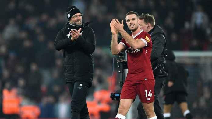 Jordan Henderson Ungkap Keberhasilan Liverpool Menjadi Tim Kuat