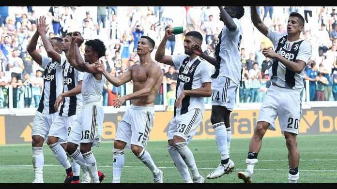Pemain Tua Juventus Kalahkan Ronaldo dan Messi Soal Persentase Gol