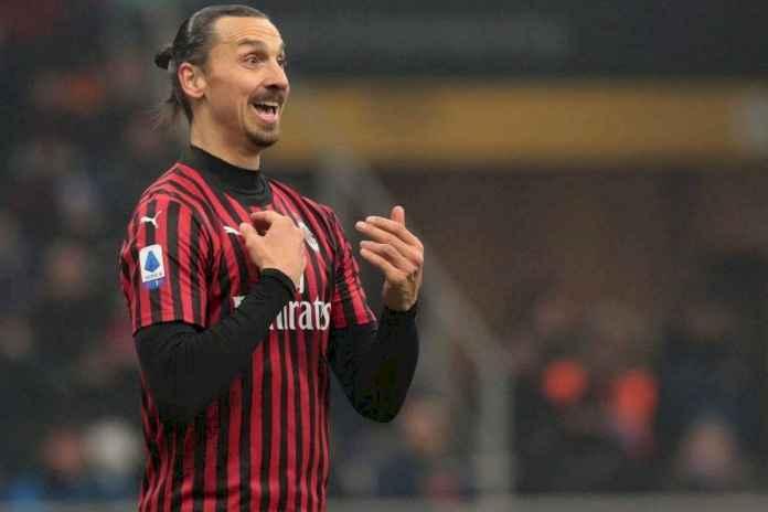 Karier Zlatan Ibrahimovic di AC Milan Terancam