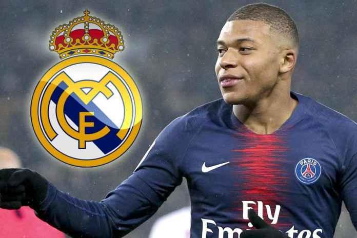 Kylian Mbappe hampir teken kontrak dengan Real Madrid