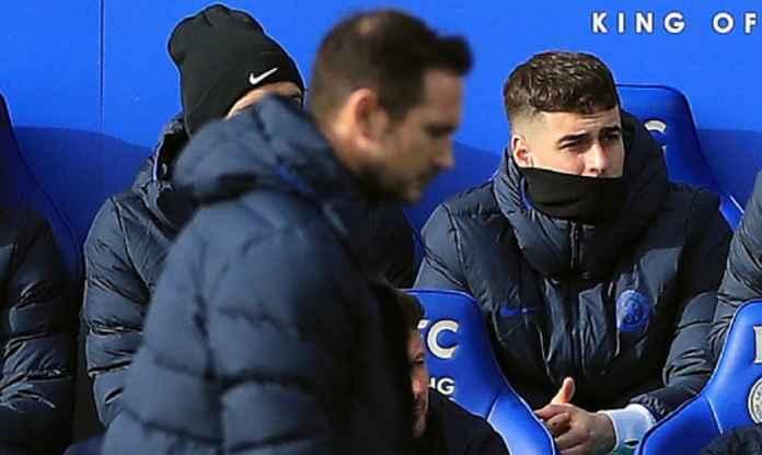 Chelsea Pertahankan Kepa Walau Lampard Tak Suka