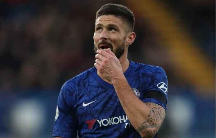 Chelsea Perpanjang Kontrak Giroud, Tak Ingin Inter Transfer Gratisan