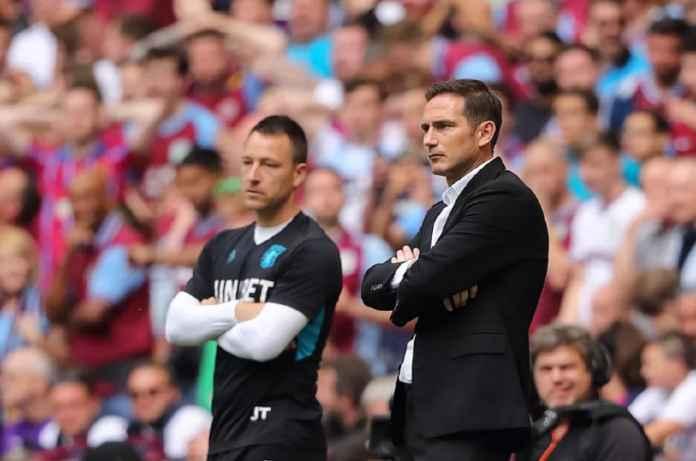 Frank Lampard Dipastikan Butuh John Terry Saat Ini