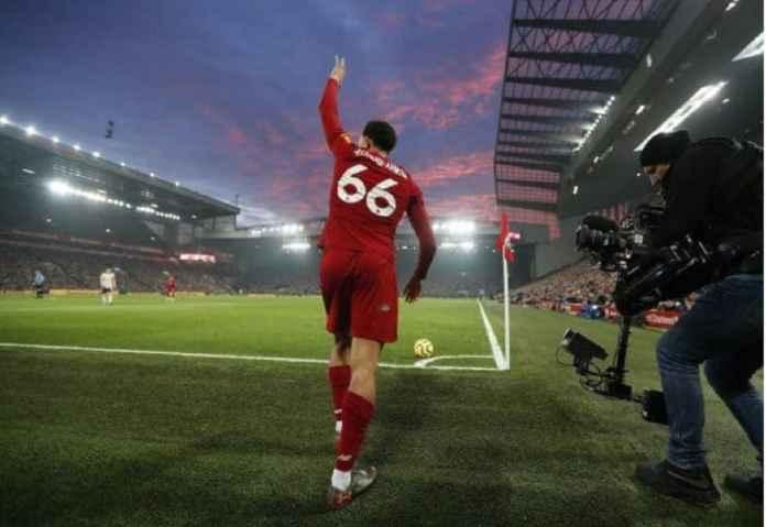 Trent Alexander-Arnold, Ikonik di Liverpool dengan Nomor 66