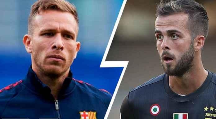 Manchester United Gigit Jari, Miralem Pjanic Setuju Ditukar Arthur