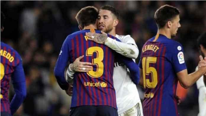 Barcelona dan Real Madrid Akhirnya Bersatu