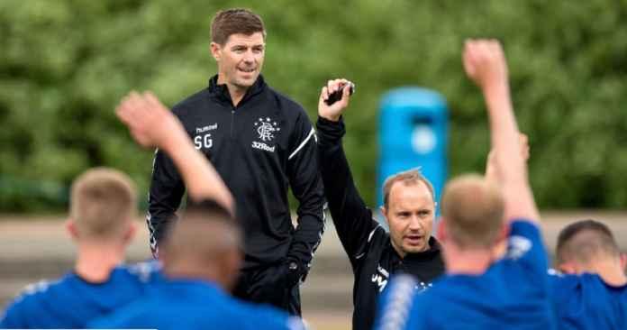 Steven Gerrard Terima Setengah Gaji Selama Tiga Bulan Akibat Corona Virus