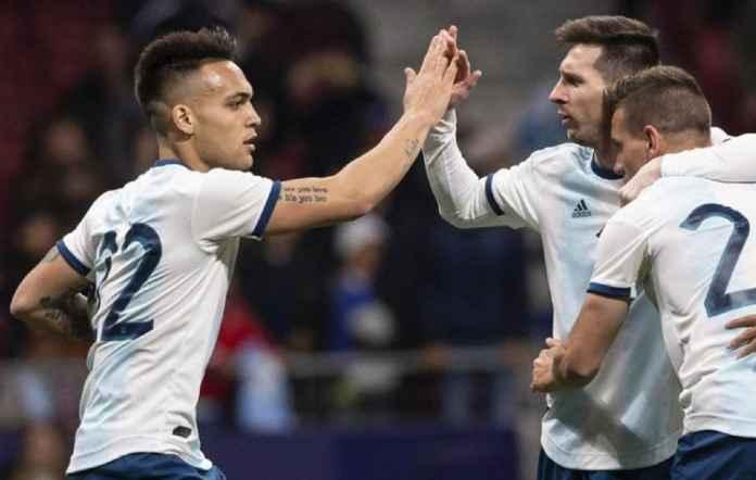 Inter Milan Bisa Barter Lautaro Martinez.. dengan Lionel Messi!