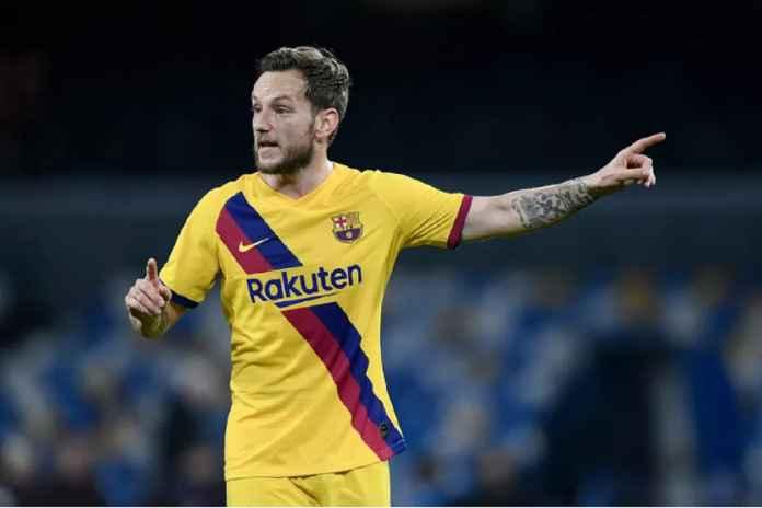 Napoli Dekati Barcelona Demi Dapatkan Ivan Rakitic