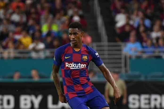 Napoli Urung Dekati Bek Barcelona Junior Firpo