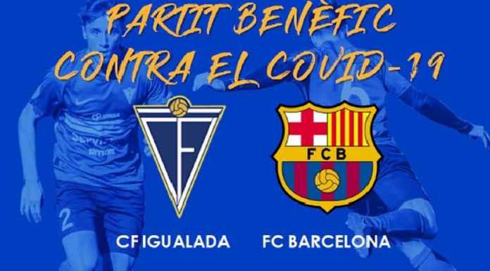 Barcelona Gelar Laga Persahabatan di Tengah Pandemi Corona